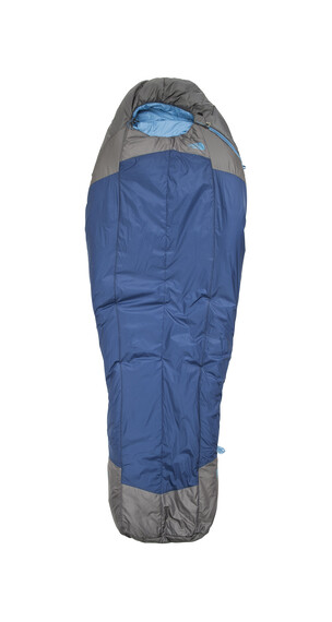 The North Face Cat's Meow Slaapzak long grijs/blauw